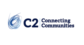 C2 Connecting Communities charity logo