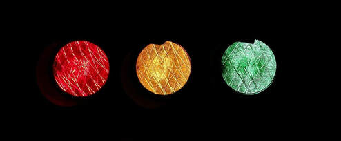 A simple traffic light system
