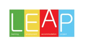 LEAP Norwich logo