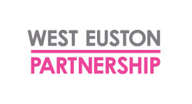 West Euston Partnership charity logo